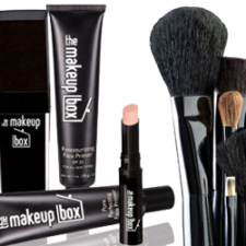 The Makeup Box Cosmetics Range